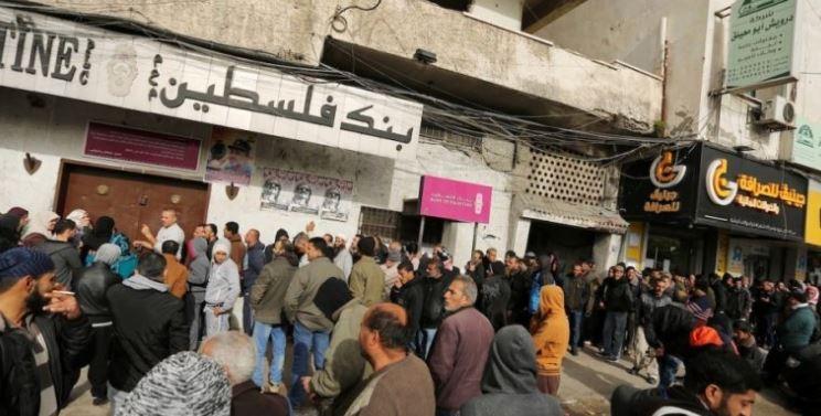 قطع حوالي 400 عائلة مستفيدة من الشؤون بغزة