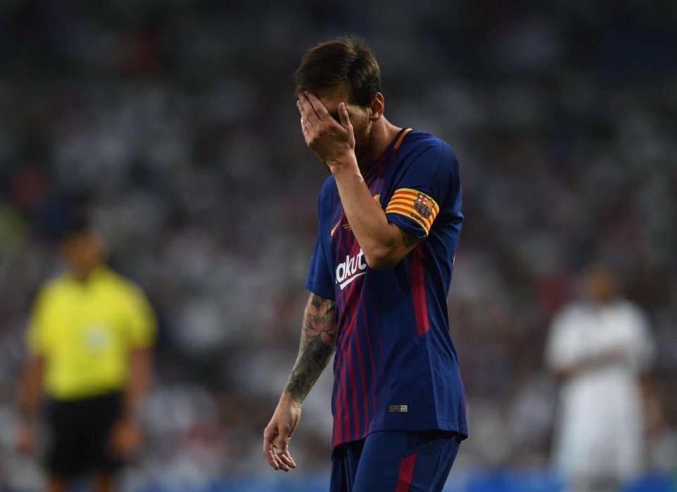 برشلونة يودع كاس السوبر علي يد أتلتيكو