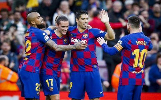 برشلونة يواجه اسبانيول وريال مدريد خيتافي