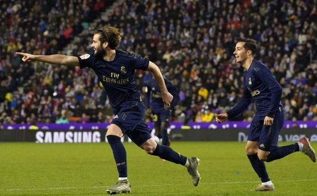 ريال مدريد يقبل هدية فالنسيا و يفوز خارج ارضه بشق الانفس علي بلد الوليد
