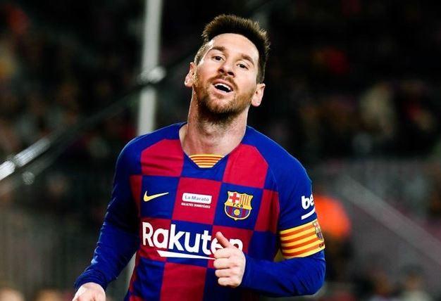 برشلونة ينتصر بخماسية علي ليجانيس