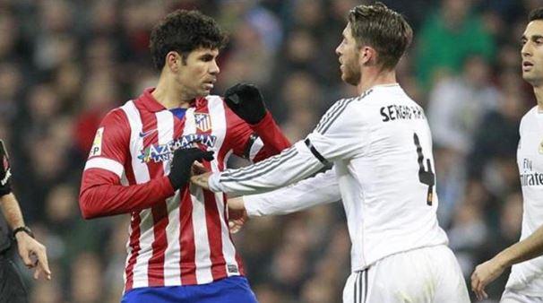 ديربي مدريد في نهائي كاس السوبر الاسباني