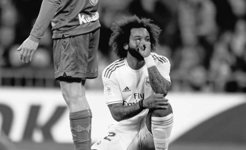 ريال مدريد يودع كاس الملك علي يد سوسيداد