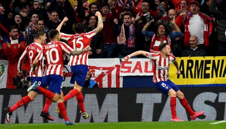 اتلتيكو مدريد يهزم ليفربول بهدف نظيف