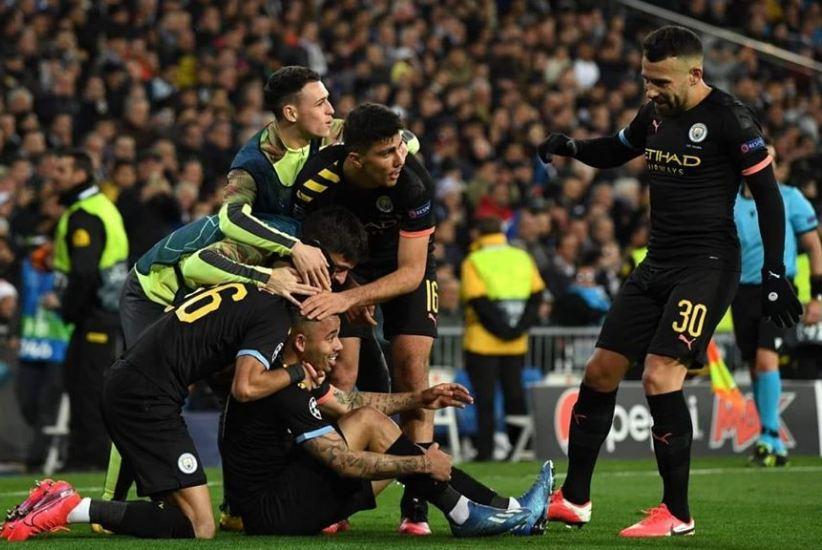 مانشستر سيتي يقلب الطاولة علي ريال مدريد بهدفين مقابل هدف
