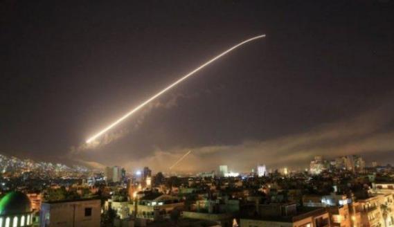 إطلاق قذيفة صاروخية بإتجاه مستوطنات الغلاف