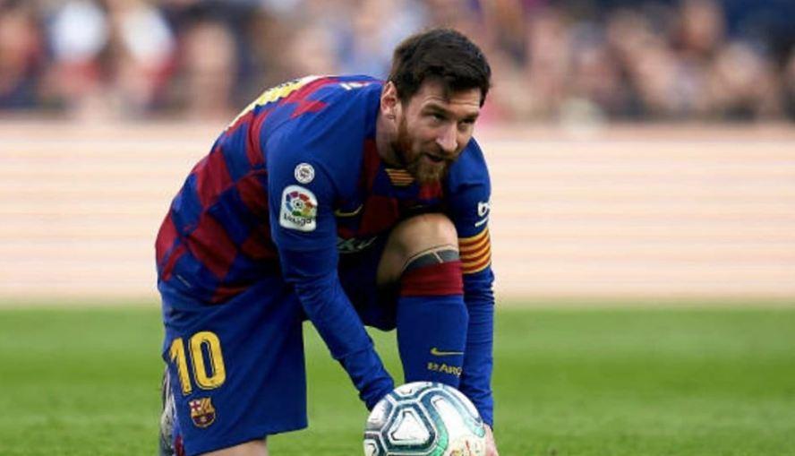 برشلونة يتجاوز العنيد خيتافي بشق الانفس بثنائية