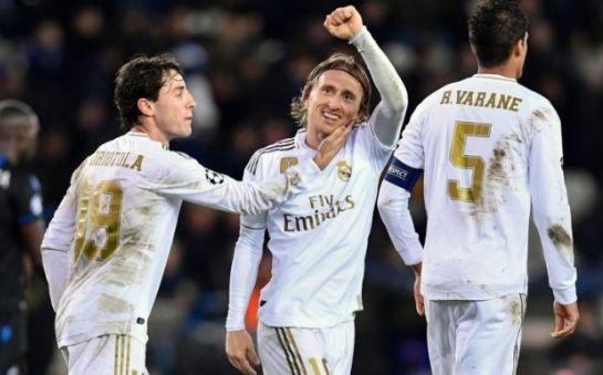 تأجيل لقاء ريال مدريد ضد إيبار والسيتي
