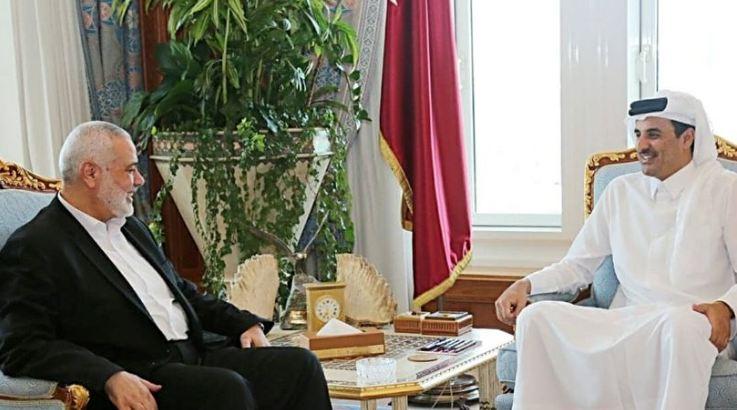 قطر تقدم 150 مليون دولار لمدة ستة شهور لغزة