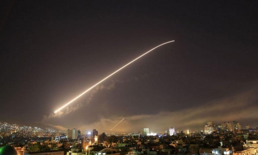 سقوط صاروخ علي مدينة سديروت