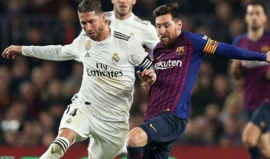 برشلونة يواجه ريال سوسيداد بعد تعثر في الكلاسيكو