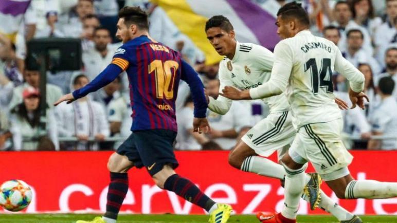 ريال مدريد يستقبل برشلونة في كلاسيكو الاياب