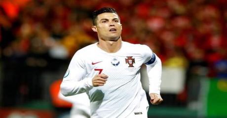 المنتخب البرتغالى يتعثر أمام أوكرانيا