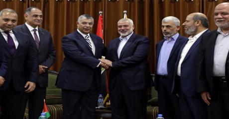 الوفد المصري بغزة نهاية الأسبوع من اجل  التفاهمات في غزة