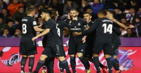 ريال مدريد يستعد لمواجهة بلد الوليد في الليجا