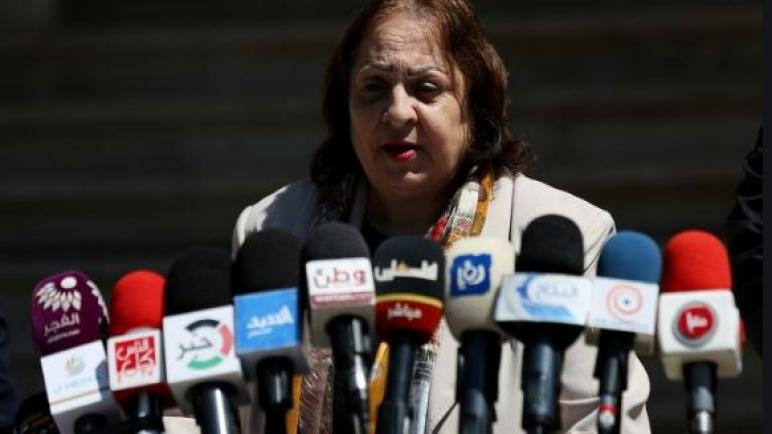 فلسطين تسجل عشرة اصابات بفيروس كورونا في الضفة