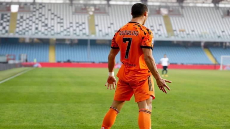 رونالدو يقود اليوفي للفوز علي سبيزيا في الدوري الإيطالي