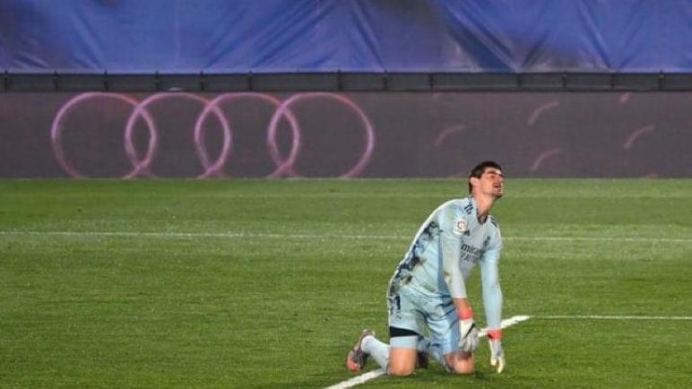 شاختار يحرج ريال مدريد ويهزمه بثنائية ويقربه للدوري الاوروبي