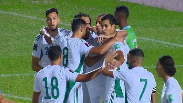 الجزائر تكتسح جيبوتي بثمانية
