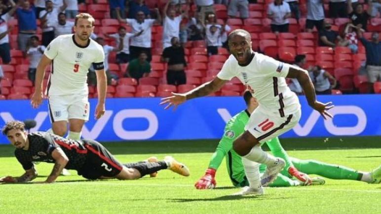 انجلترا تسقط كرواتيا بهدف في بطولة أمم أوروبا