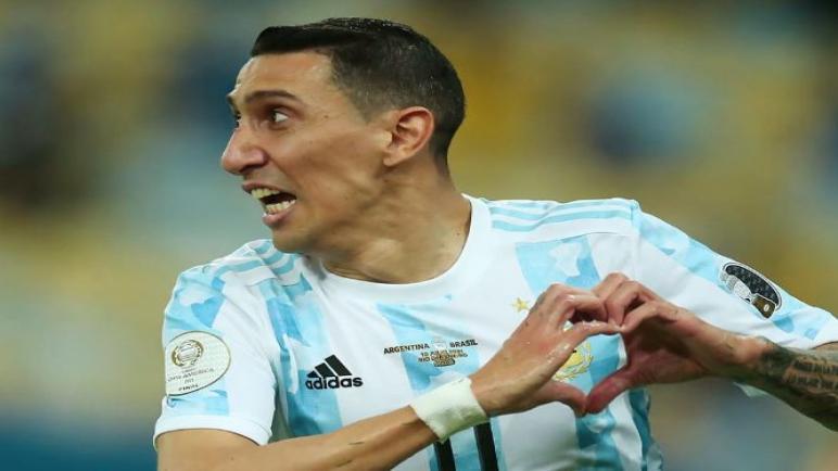 الأرجنتين بطل كوبا أمريكا بعد فوزه على البرازيل