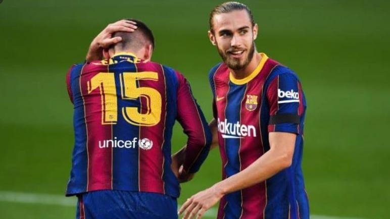 برشلونة يواجه ليفانتي بأمل تحقيق لقب الليغا