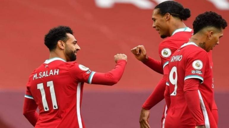 ليفربول ينتصر علي ليدز يونايتد برباعية في افتتاح البريميرليج