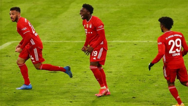 بايرن ميونخ يتعادل مع أرمينيا بيليفيلد في الدوري الالماني