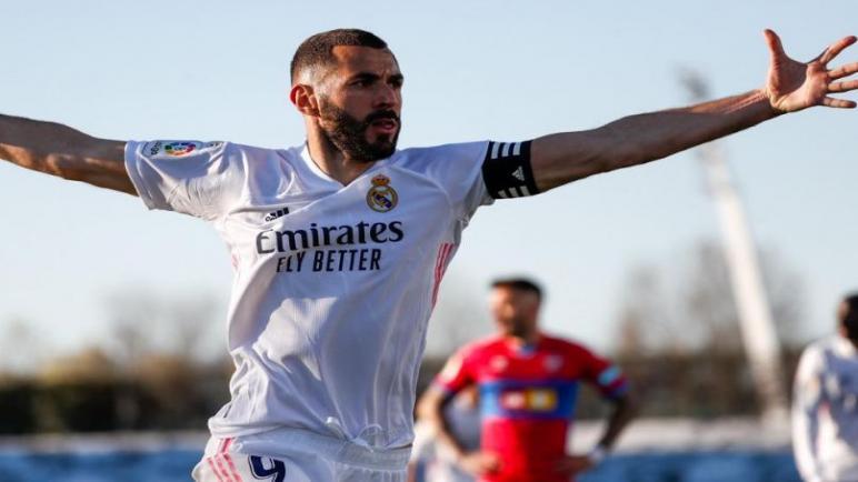ريال مدريد يحقق انتصار ثمين على التشي ويواصل ملاحقة اتلتيكو مدريد