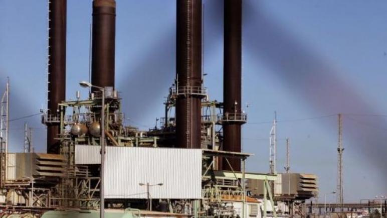شركة كهرباء غزة تحذر من توقف الخدمة