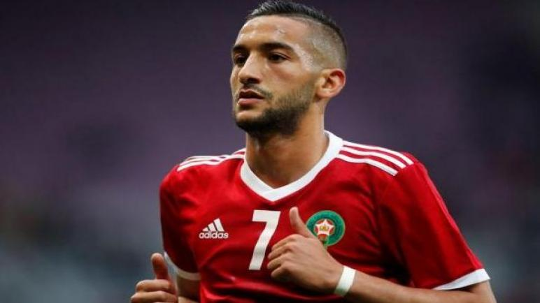 المغرب تحقق الفوز على افريقيا الوسطى في تصفيات كأس أمم أفريقيا