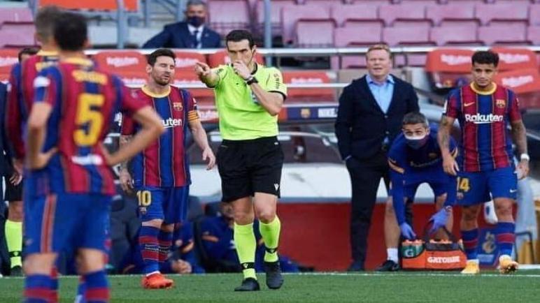 برشلونة يواجه أتلتيك بلباو في نهائي كاس الملك
