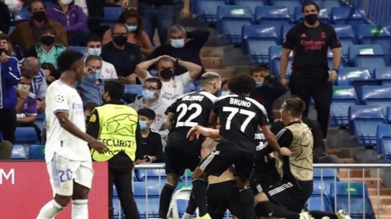 ريال مدريد يتعثر امام شيريف تيراسبول في الابطال