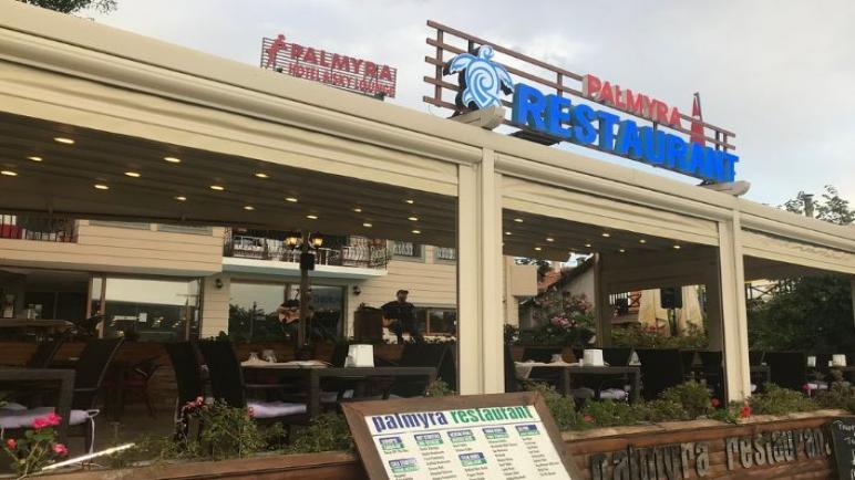 المطاعم بغزة تعود الي العمل