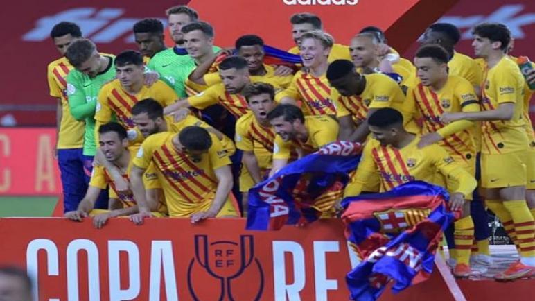 برشلونة يحقق اول بطولة هذا الموسم بعد الفوز علي أتلتيك بيلباو