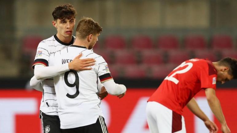 المانيا تنجو من خسارة مؤكدة امام سويسرا