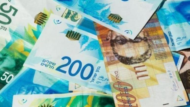 الدولار يرتفع من جديد امام الشيكل
