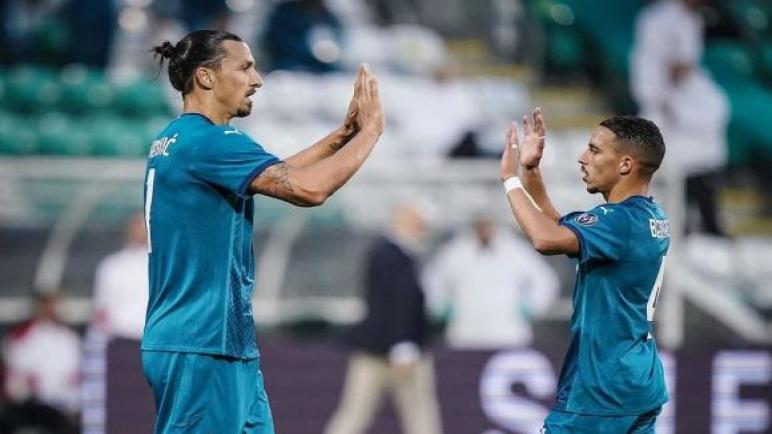 ميلان يتاهل في الدور الاخير من ملحق الدوري الاوروبي في مرمى فريق شامروك روفرز