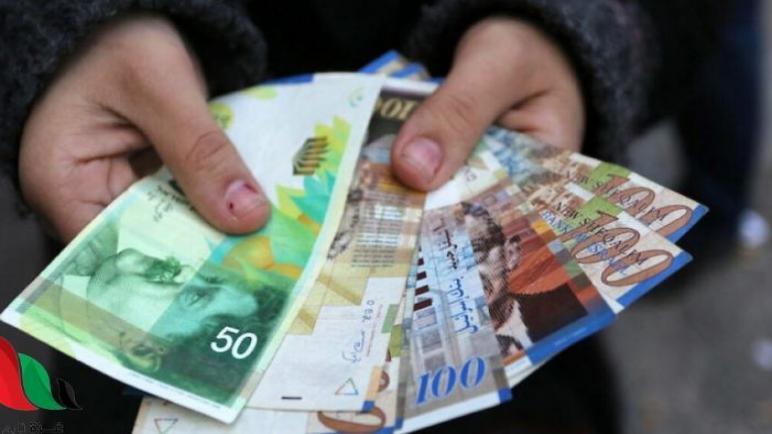 الدولار الامريكي يتراجع من جديد امام الشيكل