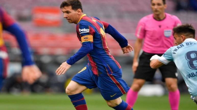برشلونة يخسر في الكامب نو ضد سيلتا فيغو ومدريد تحقق الفوز