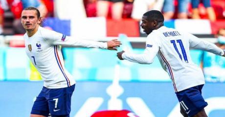 فرنسا تكتفي بالتعادل امام المجر