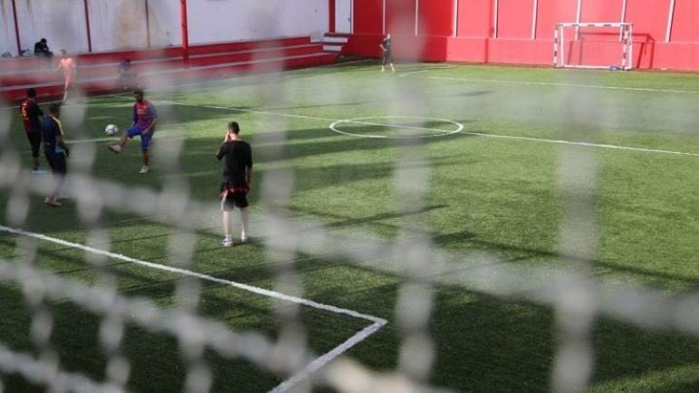 هنية يعلن عودة النشاط الرياضي بغزة