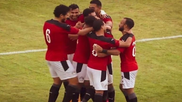 مصر تهزم توجو بثلاثية بكل سهولة في تصفيات كأس أمم أفريقيا