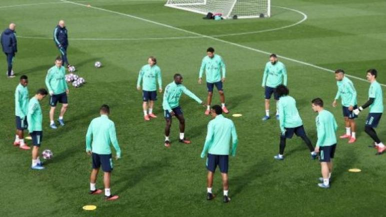 ماركا مدريد يعود الي التدريبات يوم 11 مايو
