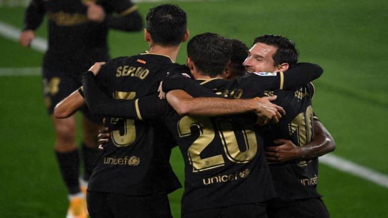 برشلونة يواصل بدايته القوية ويهزم سيلتا فيغو بثلاثية