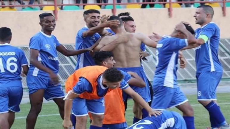 شباب رفح يتوج بطلاً بدوري غزة للمرة السادس عشر في تاريخه
