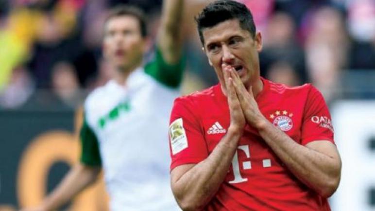 يونيون برلين يستقبل بايرن ميونخ في الدوري الالماني