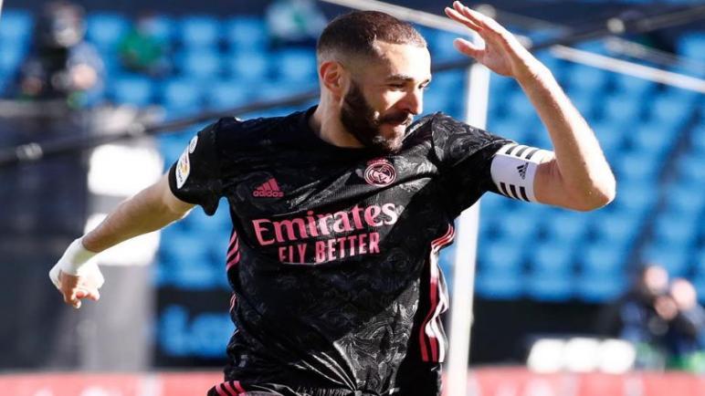 ريال مدريد يحقق الفوز علي سيلتا فيغو ويواصل مطاردة الاتلتيكو على الصدارة