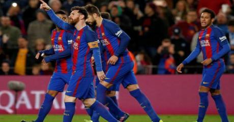 برشلونة يواجه إيبار من اجل استعادة الصدارة
