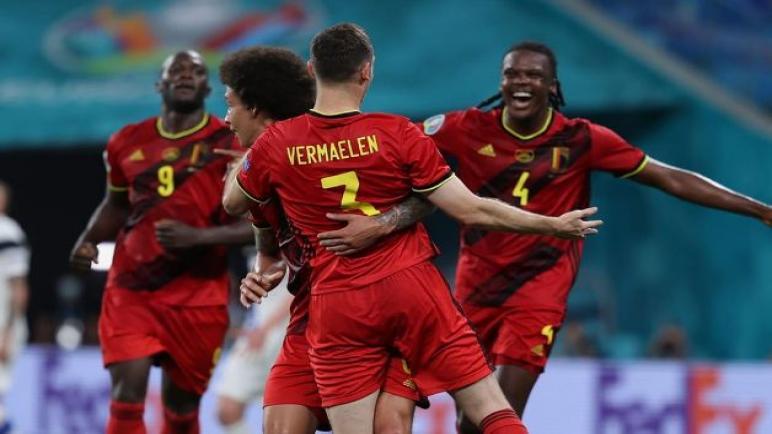 بلجيكا تتغلب علي فنلندا وتحجز مقعدها في دور الـ 16